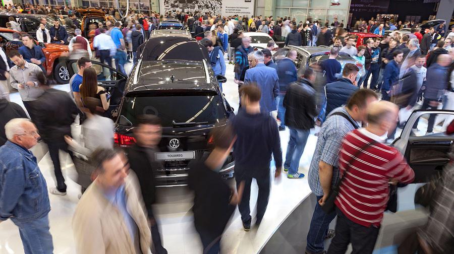 Volkswagen @ ZG Auto Show 2016.